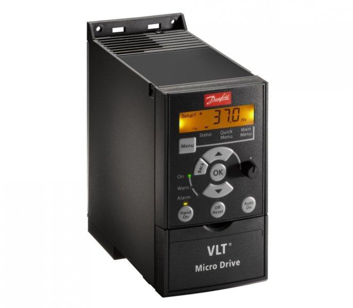 Circuito Variador De Frecuencia : Variador de velocidad danfoss vlt micro fc51